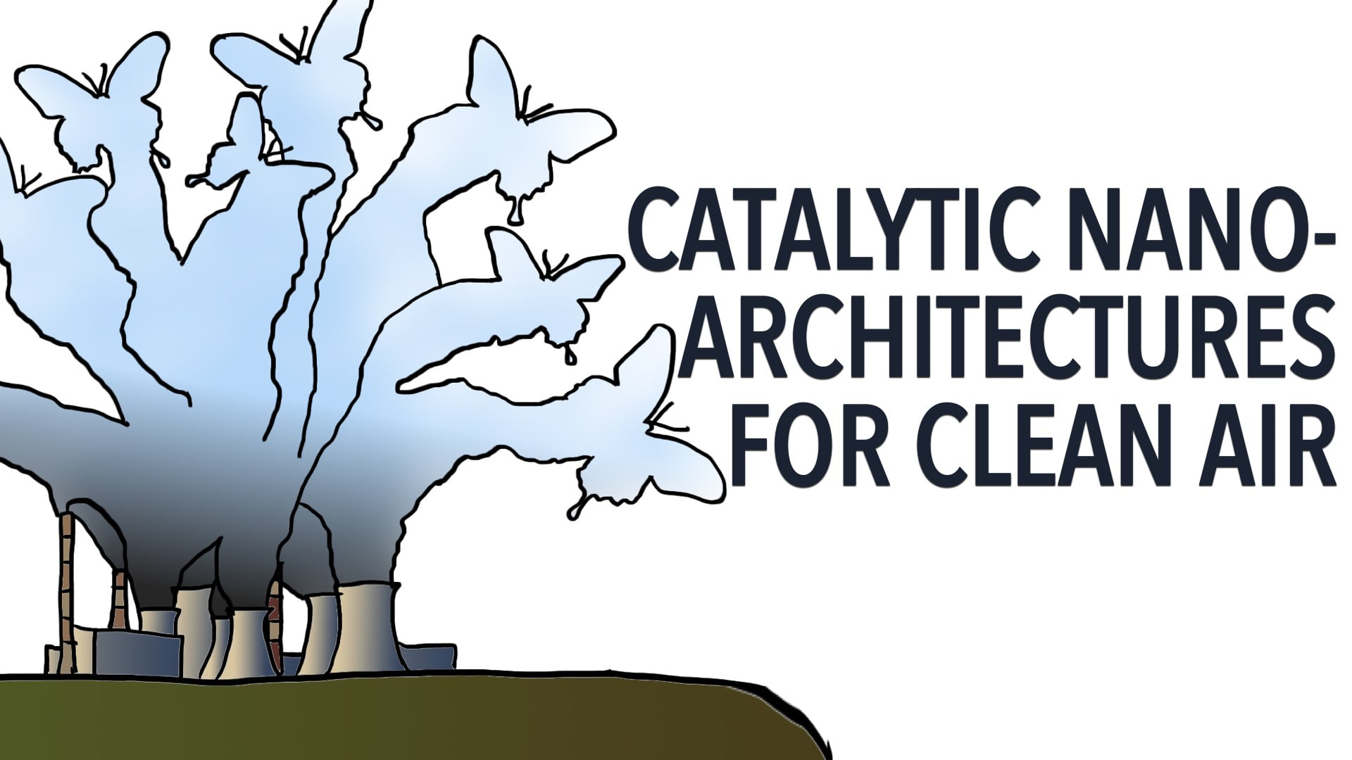 Catalytic Nano-Architectures for Clean Air