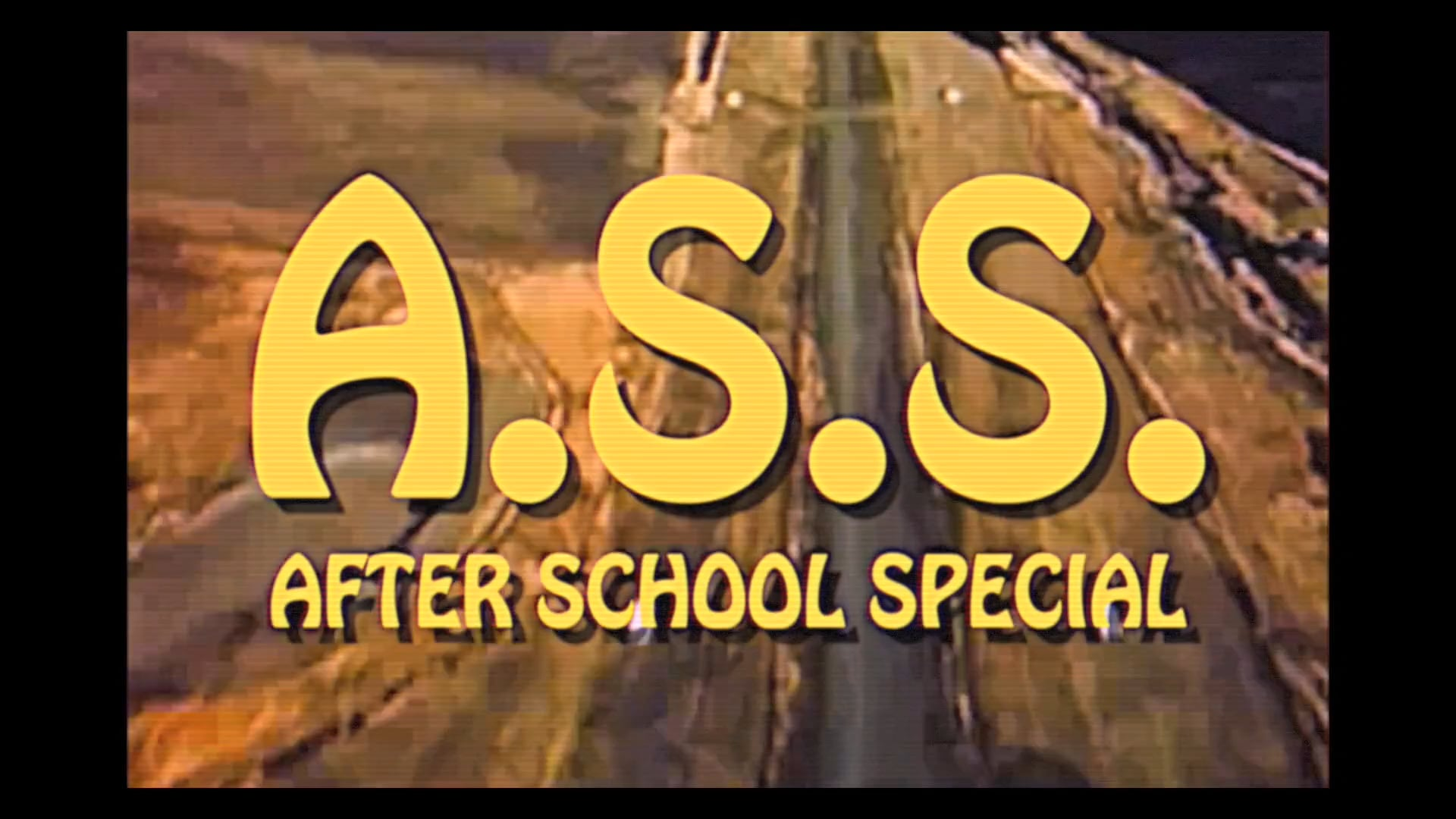 After. School. Special.
