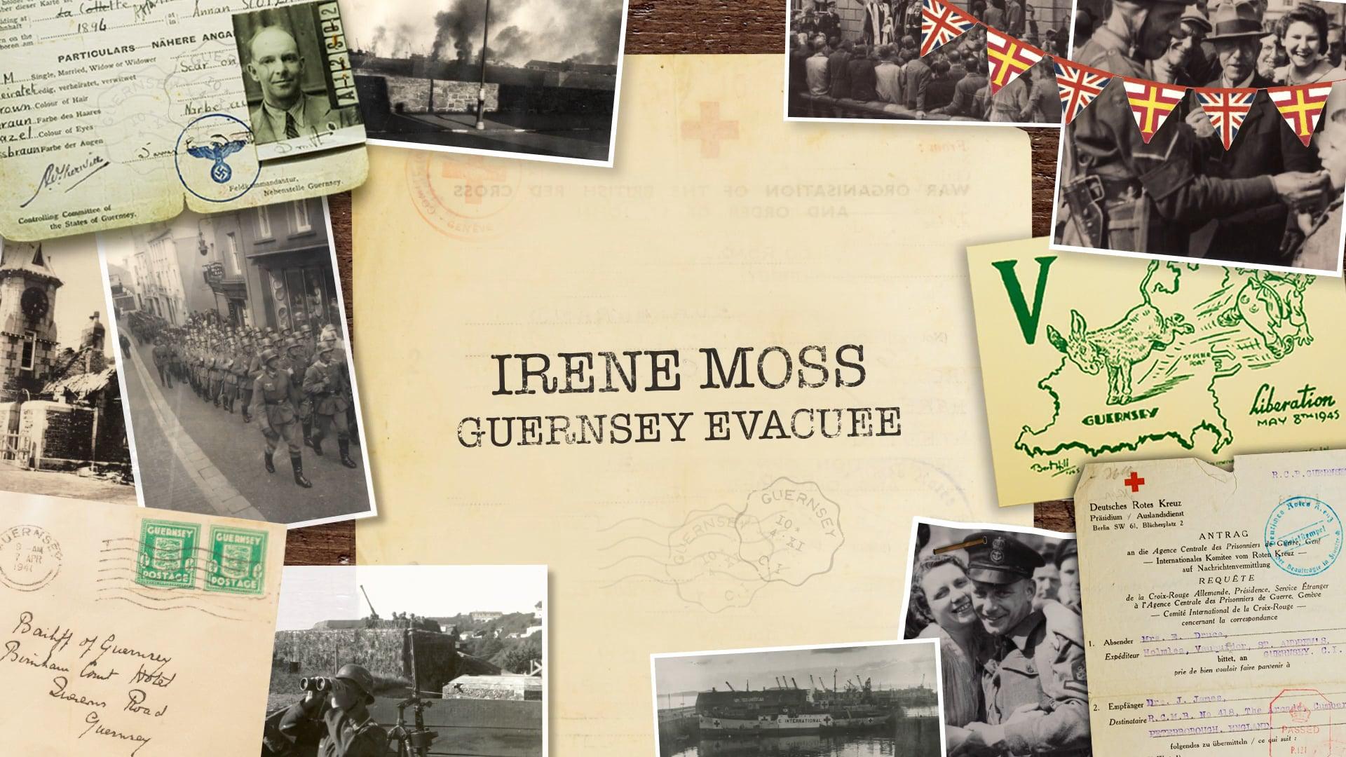 Evacuee Films - Irene Moss