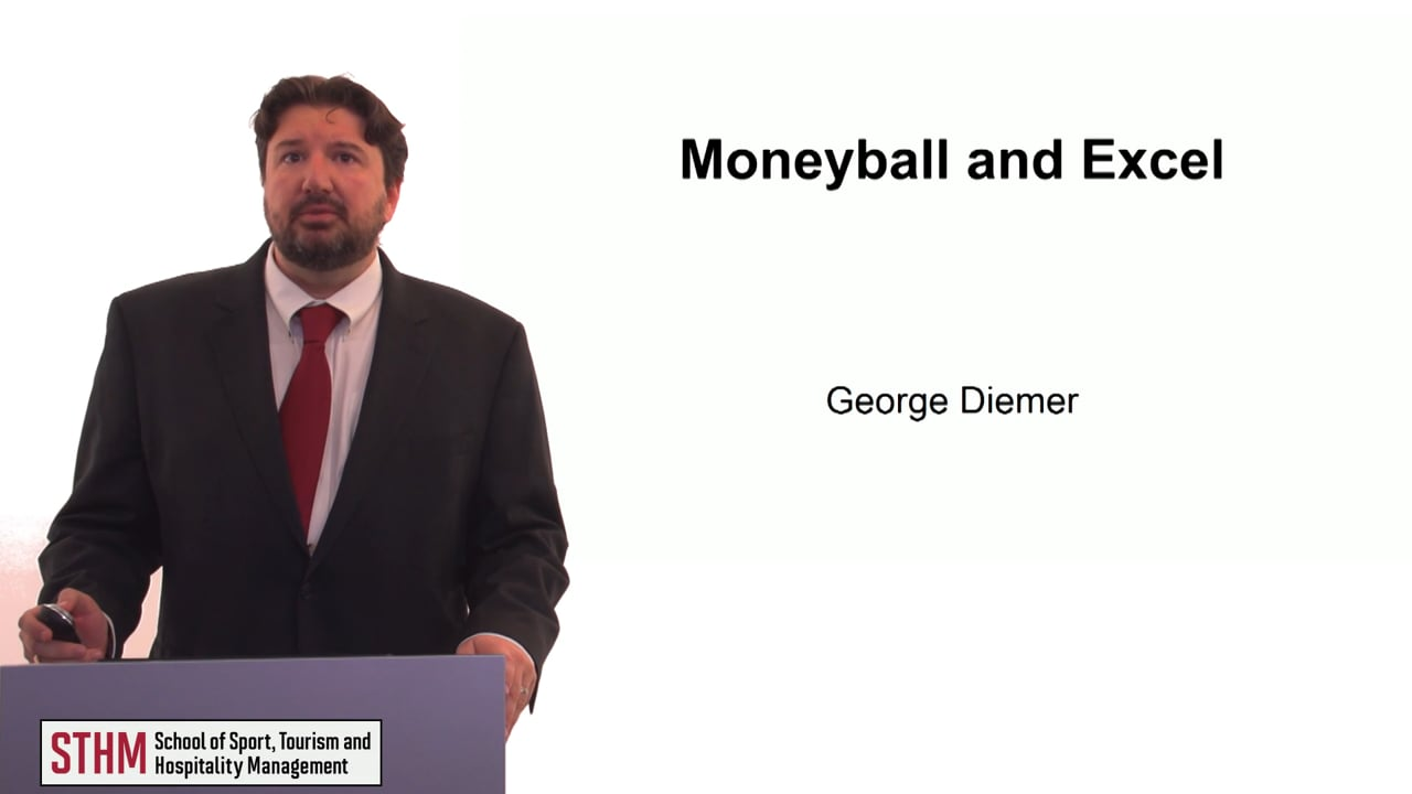 60288Moneyball and Excel