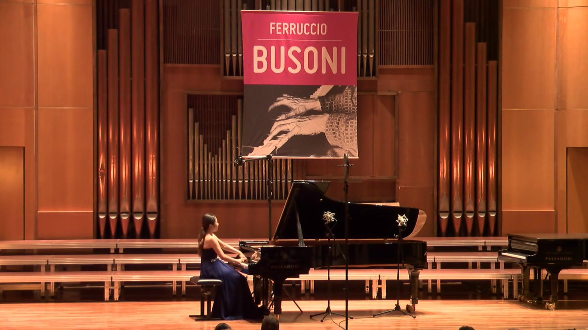Chloe (Ji-Yeong) Mun - Solo Finals - 60th F. Busoni International Piano Competition - © Busoni International Piano Competition