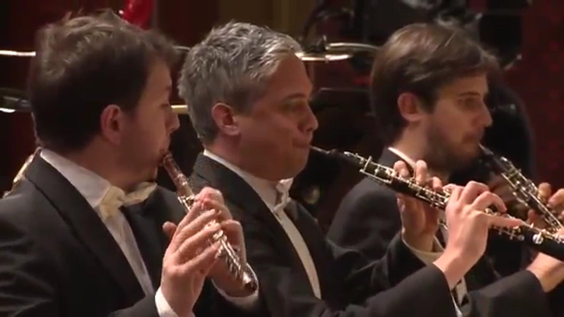 Concours de Genève Ji Yeong Mun, 1st Prize piano 2014, Alexander Shelley conductor - © Genève