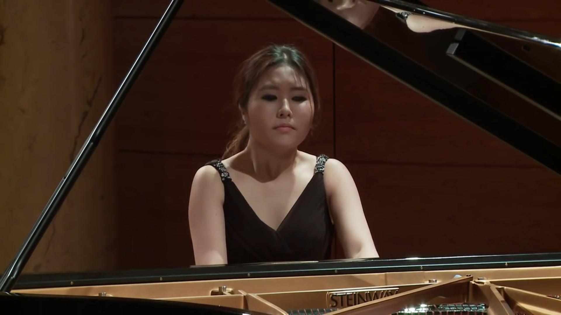 Jiyeong Mun – Chopin Piano Competition 2015 (preliminary round) - © Chopin