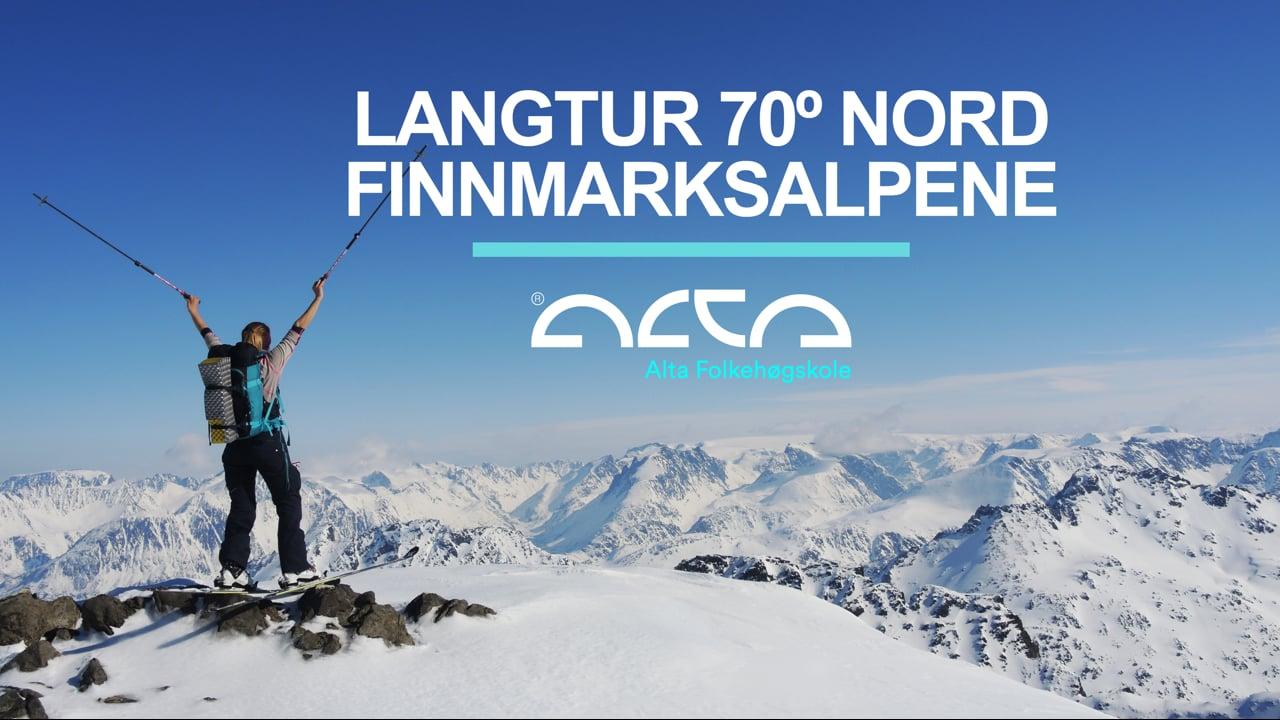 LANGTUR 2016 (70 grader nord)