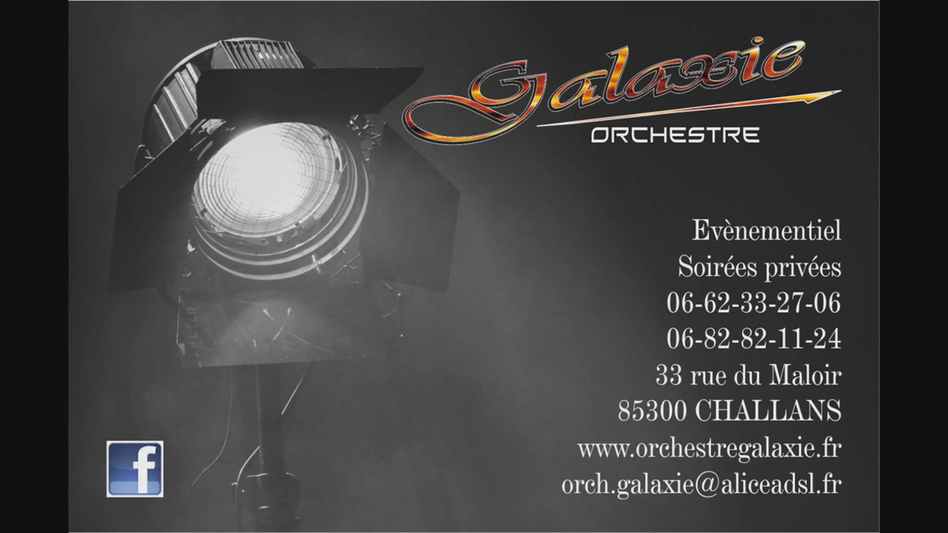 Jingle Orchestre Galaxie 2