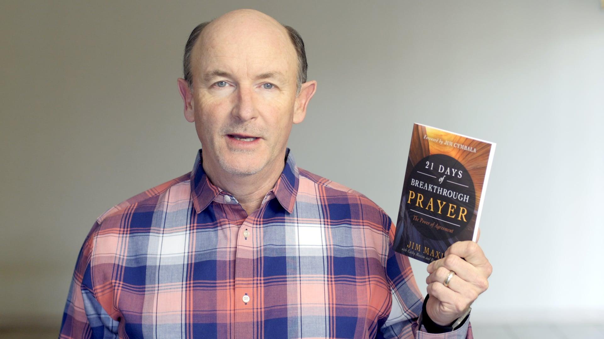 Daniel Henderson on 21 Days of Breakthrough Prayer