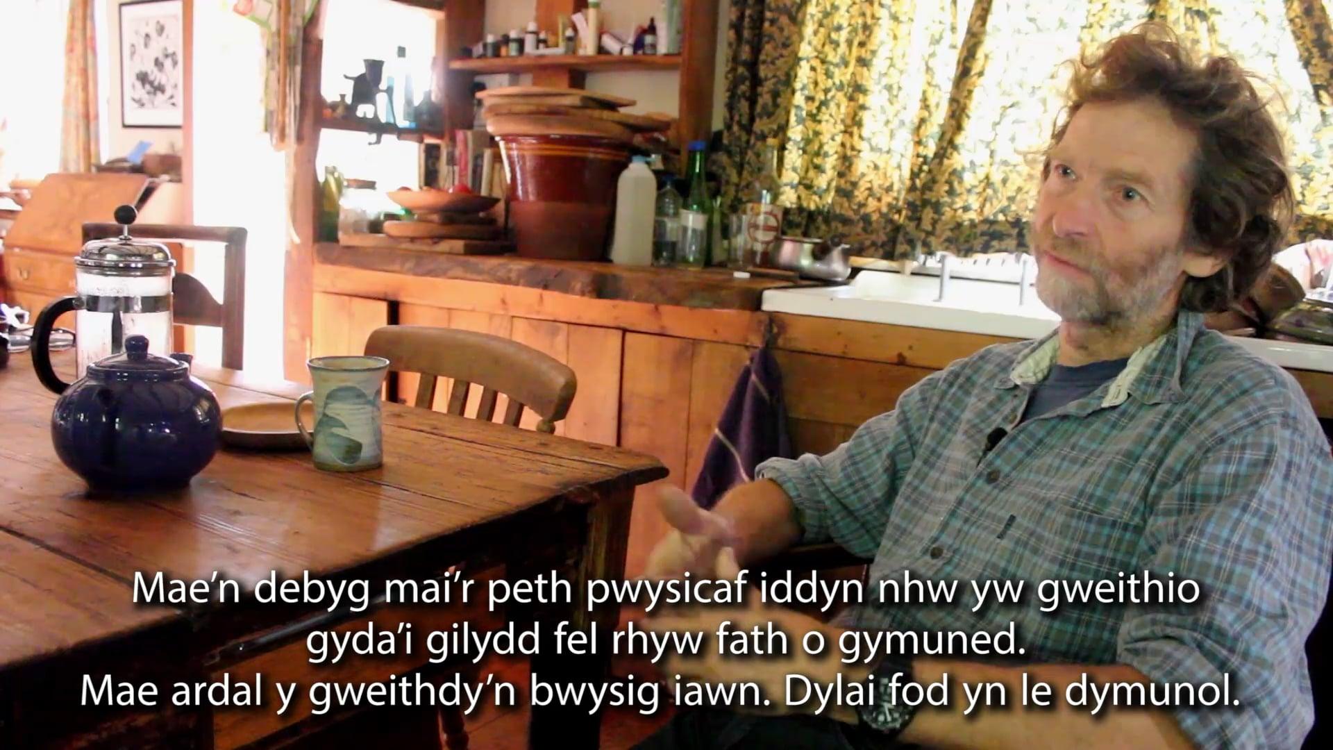 Elwy Working Woods - Welsh subtitles