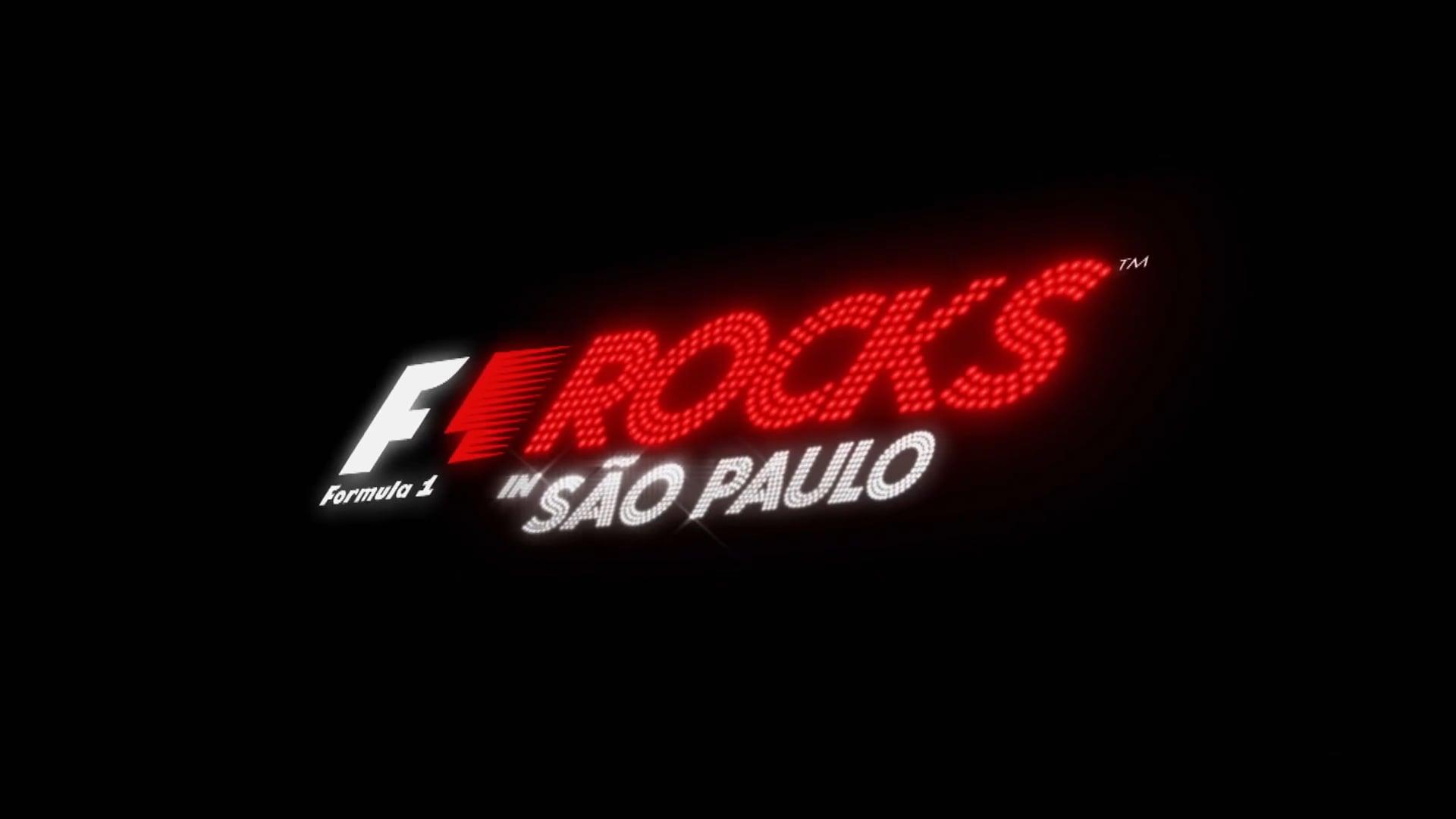 F1Rocks Sao Paulo Excerpt