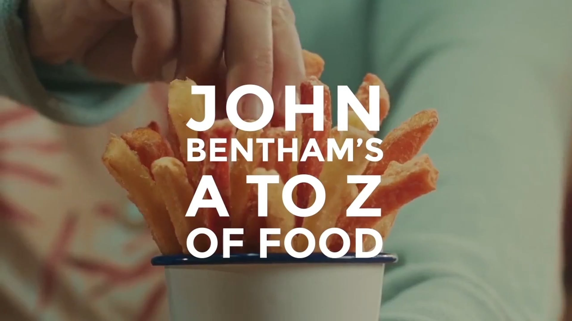 A TO Z OF FOOD