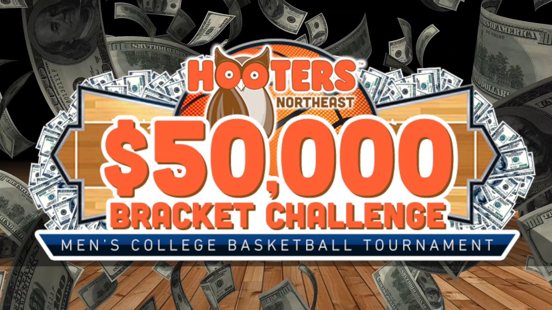 Hooters Bracket Challenge