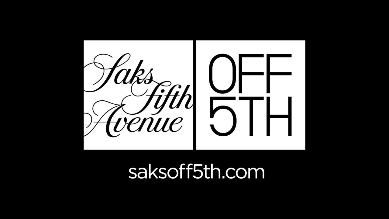 Saks Off 5th - Promo Video