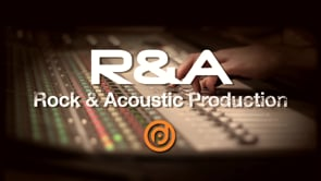 Rock & Acoustic Music Production Training Promo for Pyramind - Video Production & Editing