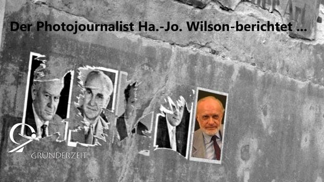 Ha.-Jo. Helwig-Wilson: Interview Part IIb (Freikauf)