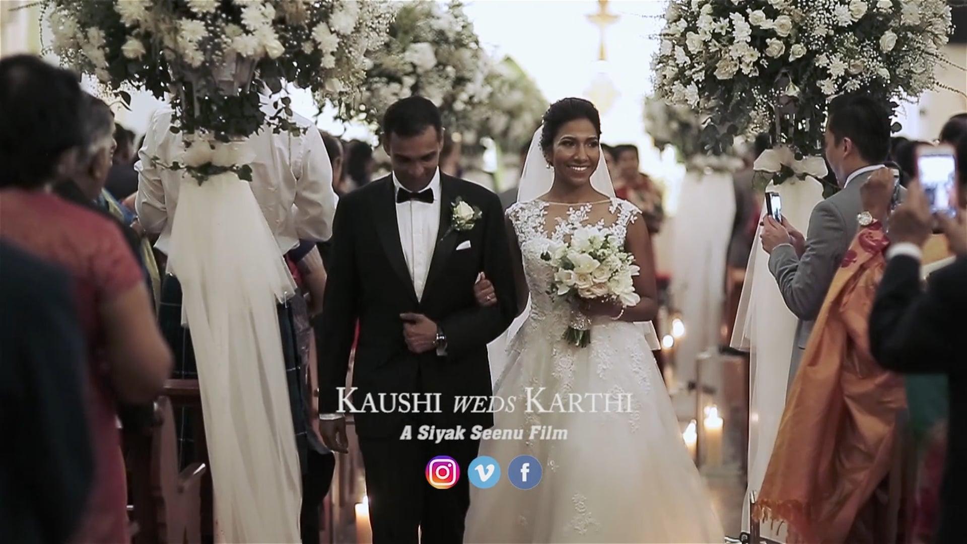 Trailer: Kaushi Weds Karthi