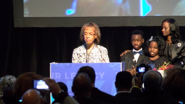 Cynthia Timpson SVP Promotion (Savannah 2018)