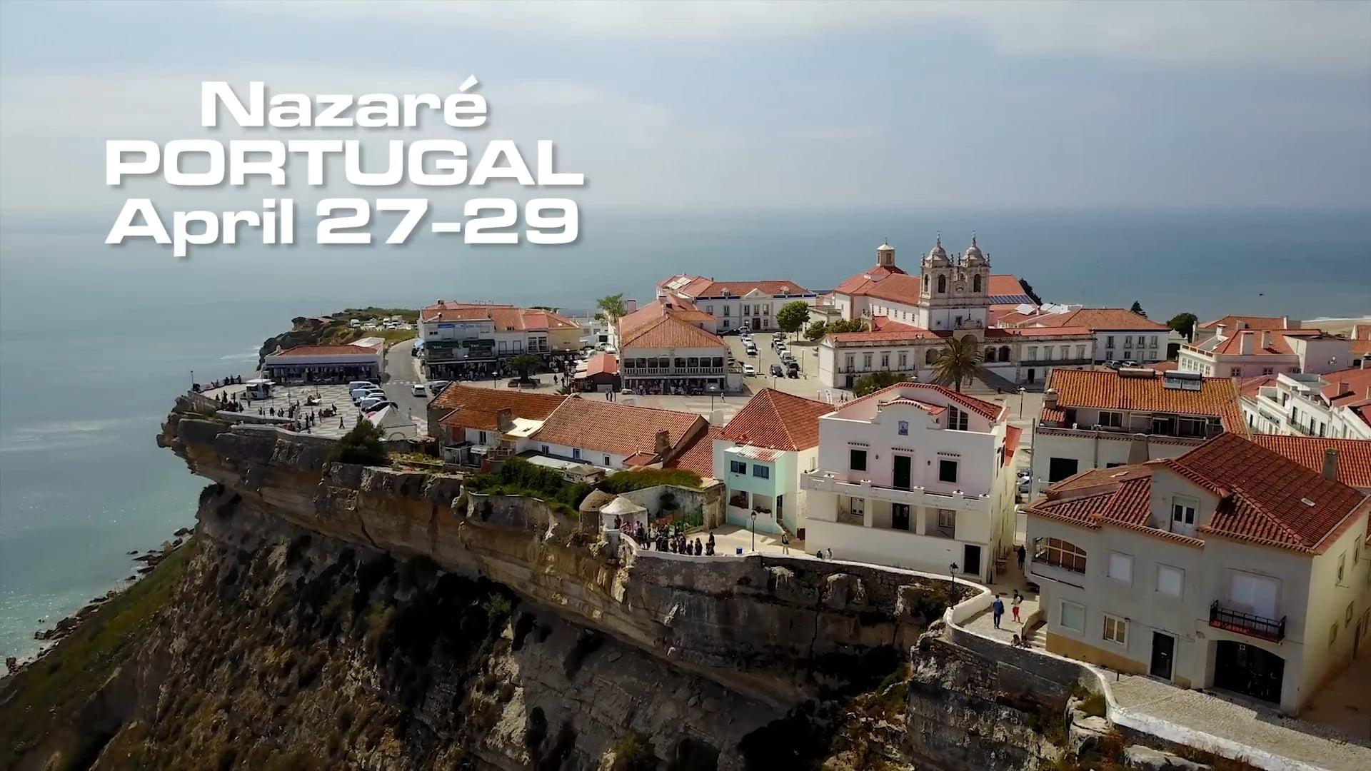 IFWA 2018 Freeride World Tour Stop 1: Nazaré, Portugal - April 27-29th