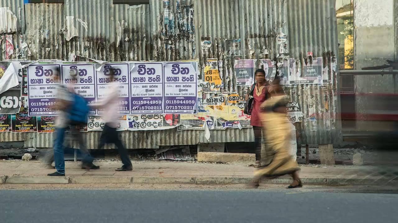 Time Lapse Sri Lanka