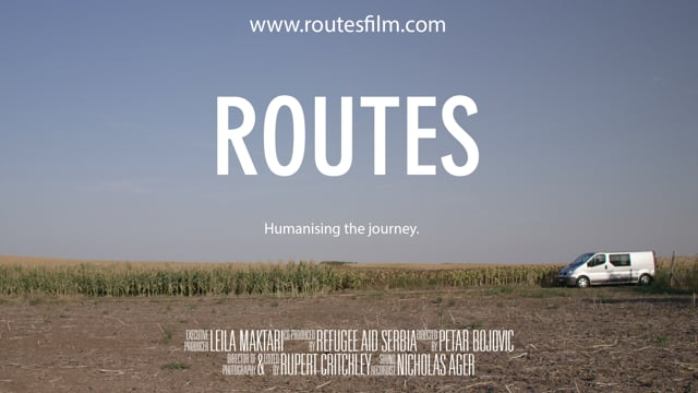 Movie of the Day: Routes (2021) by Petar Bojovic