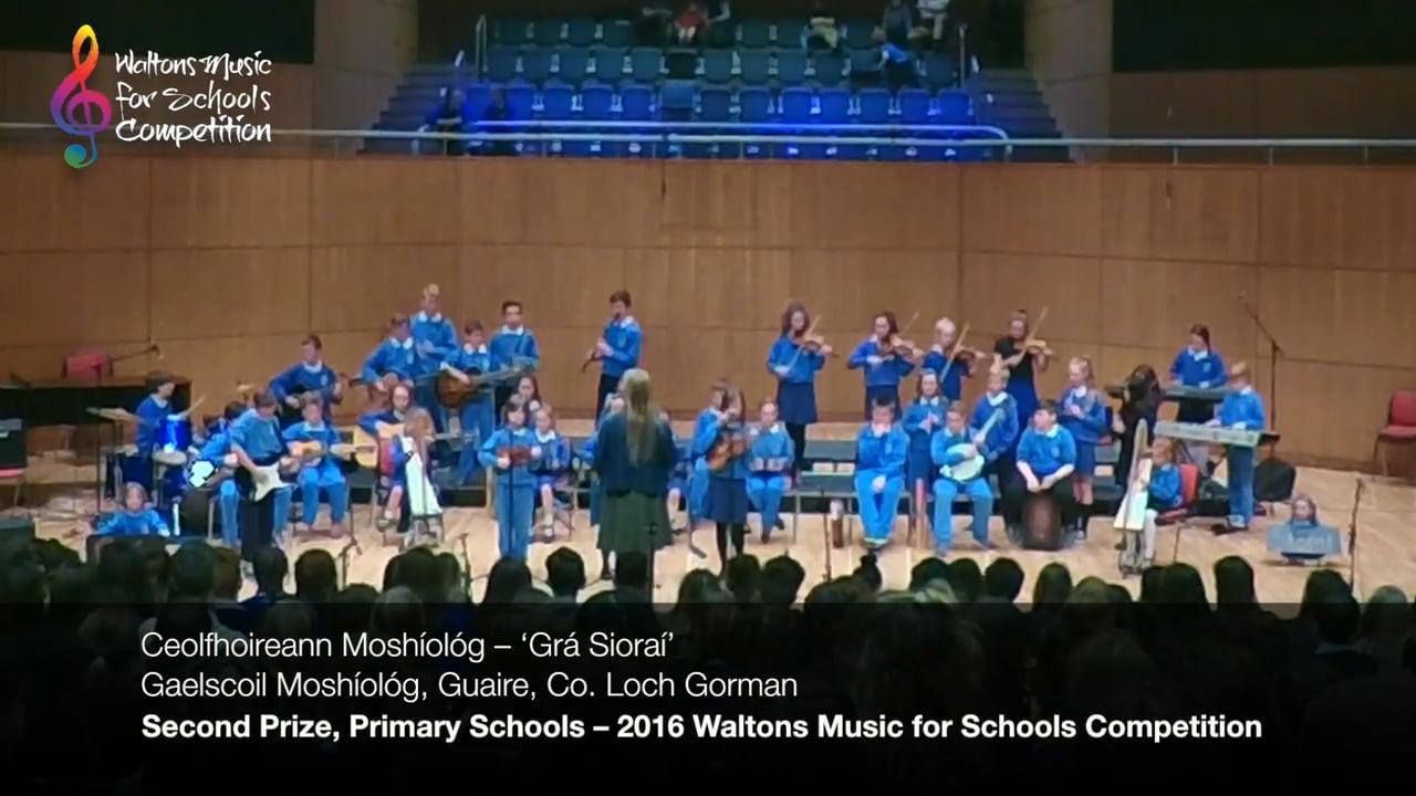 Finalists Concert 2016 – Gaelscoil Moshíológ