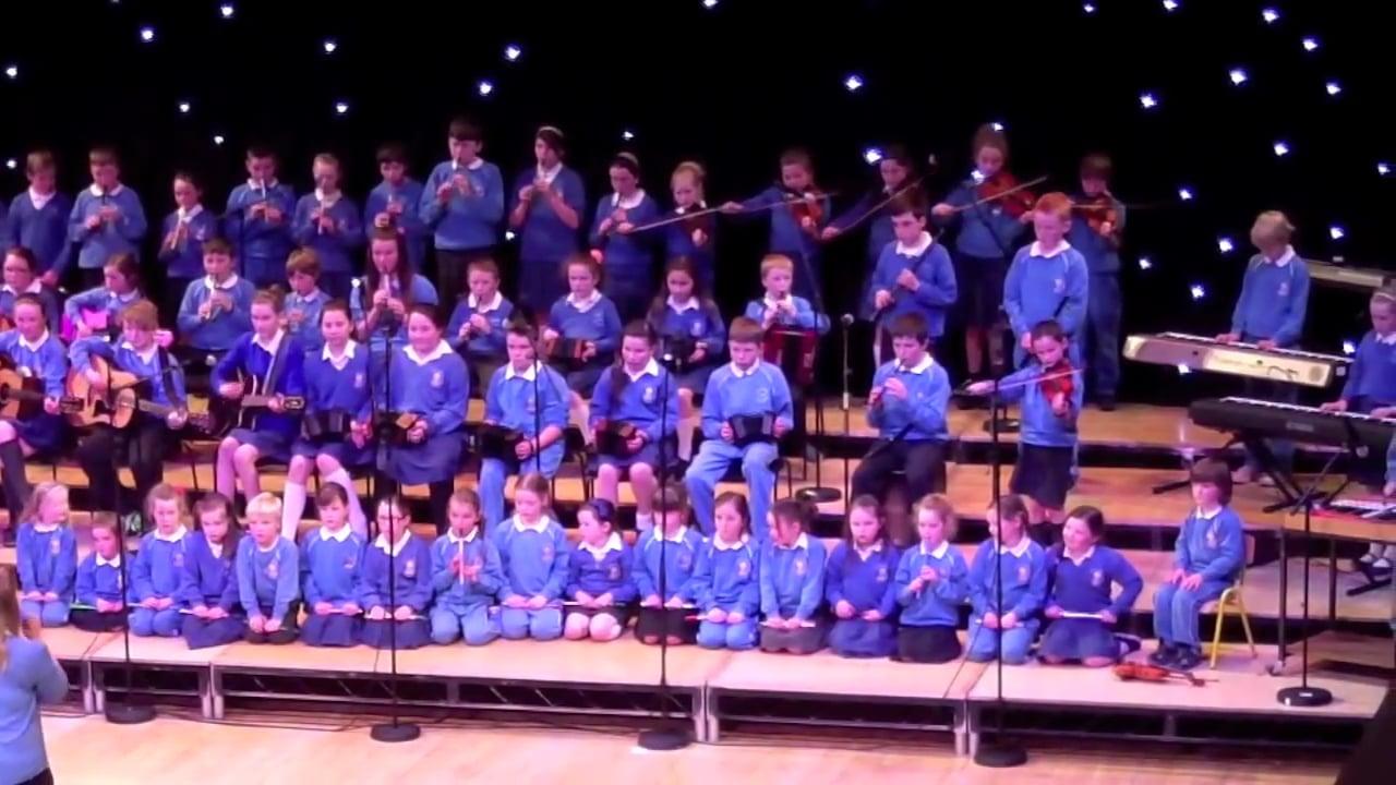 Finalists Concert 2014 - Gaelscoil Moshíológ Co. Loch Garman