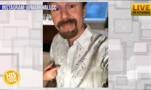 Casting Crowns' Mark Hall Finds His Famous Shirt From 2003