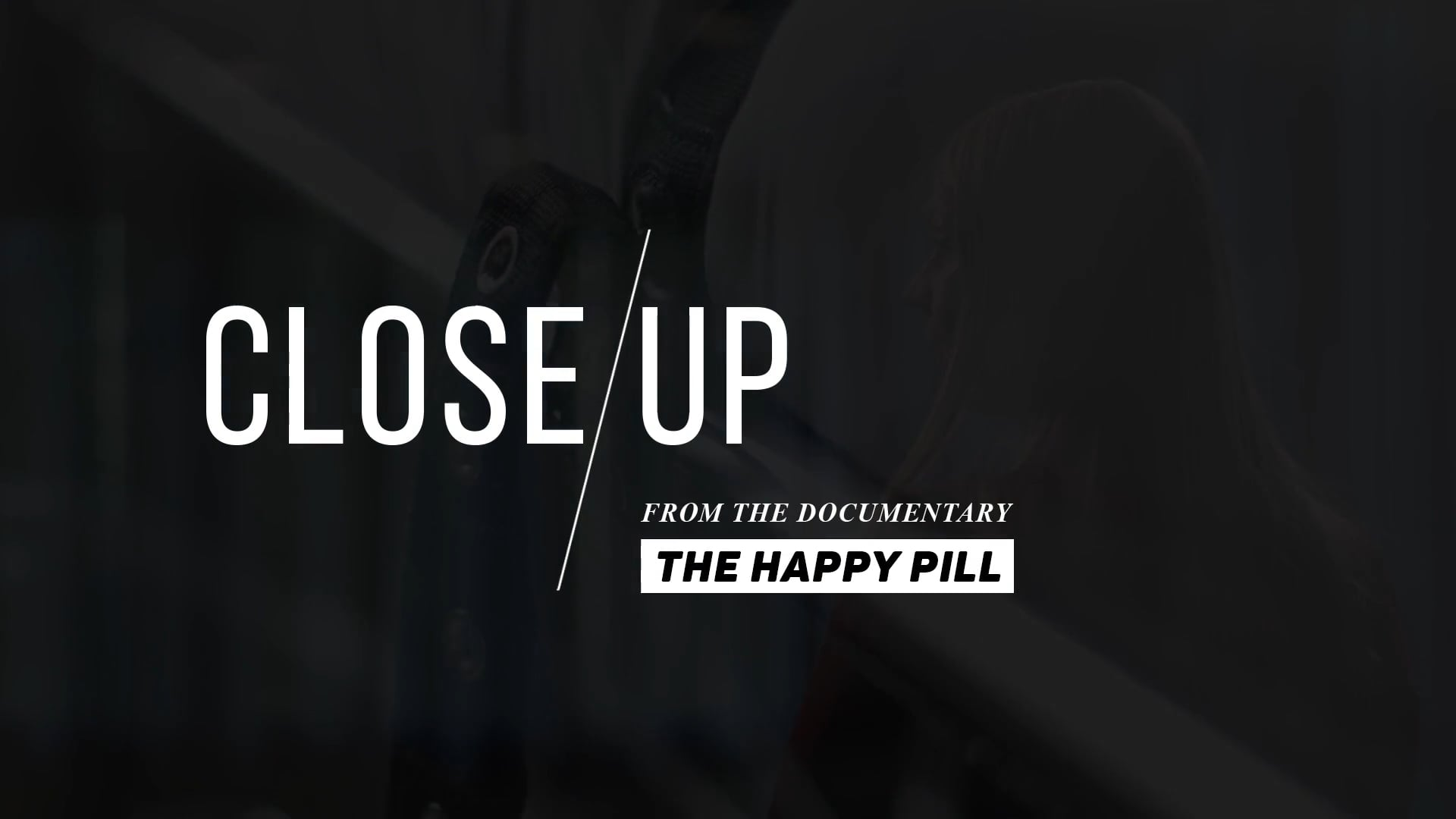 The Happy Pill Interview - English Subtitles