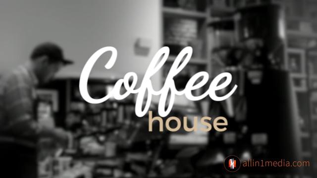 Coffee House-Shop Web Reel