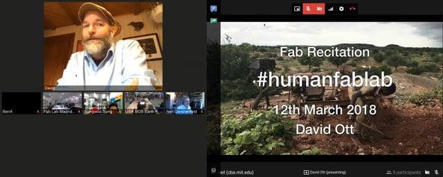 Fab-20180312A_Recitation08: human fab lab