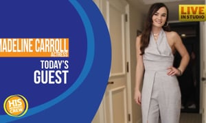 Madeline Carroll Almost Quit Acting, Then a Life-Changing Call