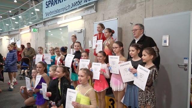 Eiskunstlauf - Breitensport - St. Pöltner Wolf-Cup 2018