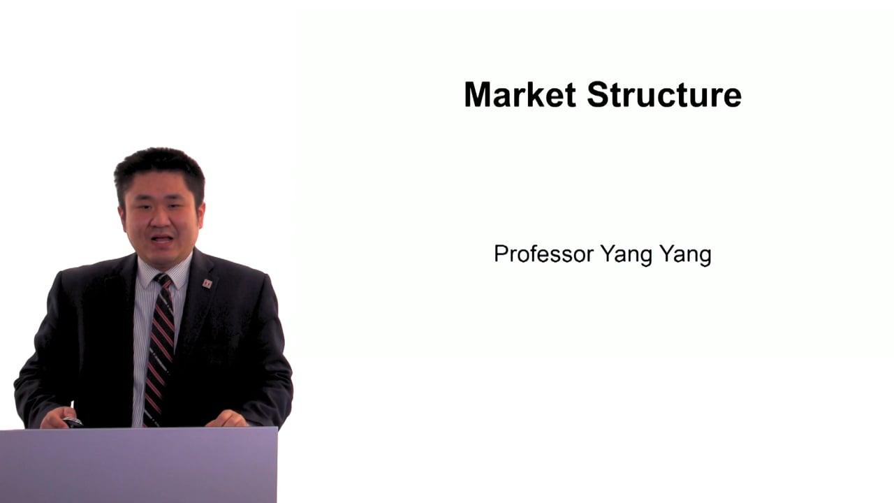 60492Market Structure