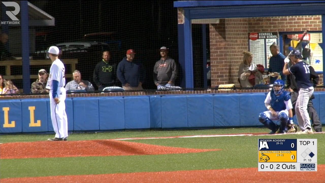 Varsity Baseball-2018-Mar 06-Sumrall