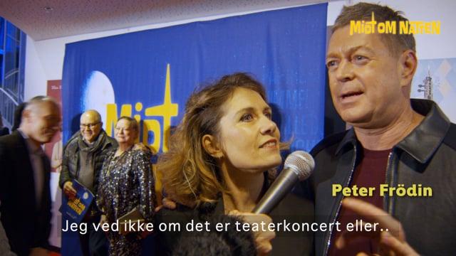Midt Om Natten Premiere Rød Løber 15. Marts 2018