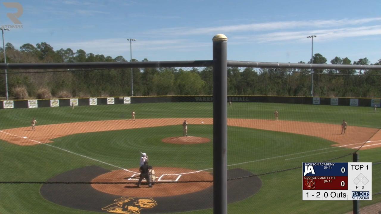 Varsity Baseball-2018-Mar 13-George County