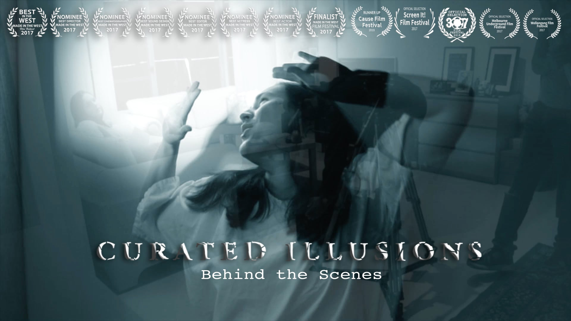 Curated Illusions - Behind the Scenes
