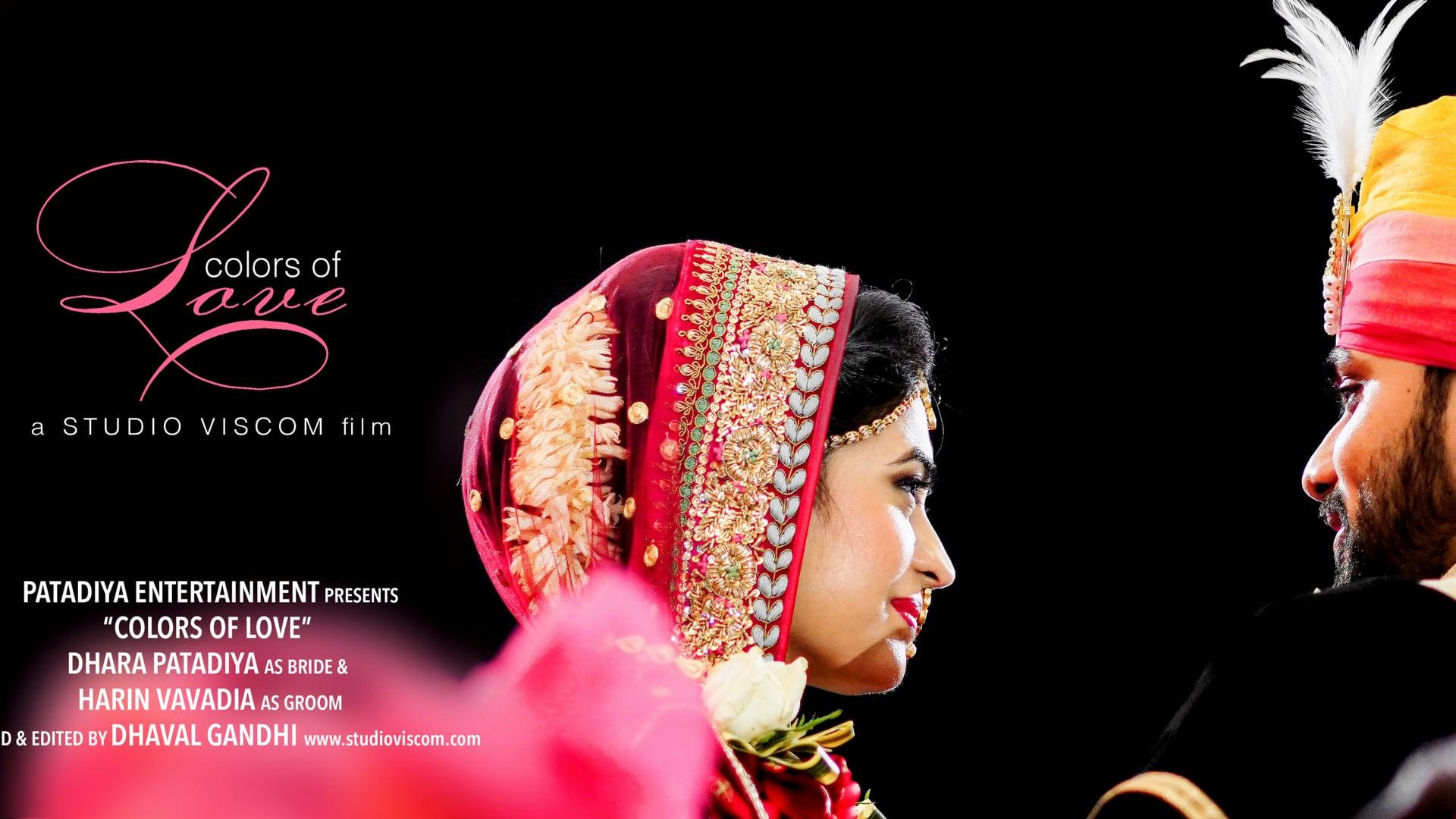 Dhara & Harin Wedding promo 4K