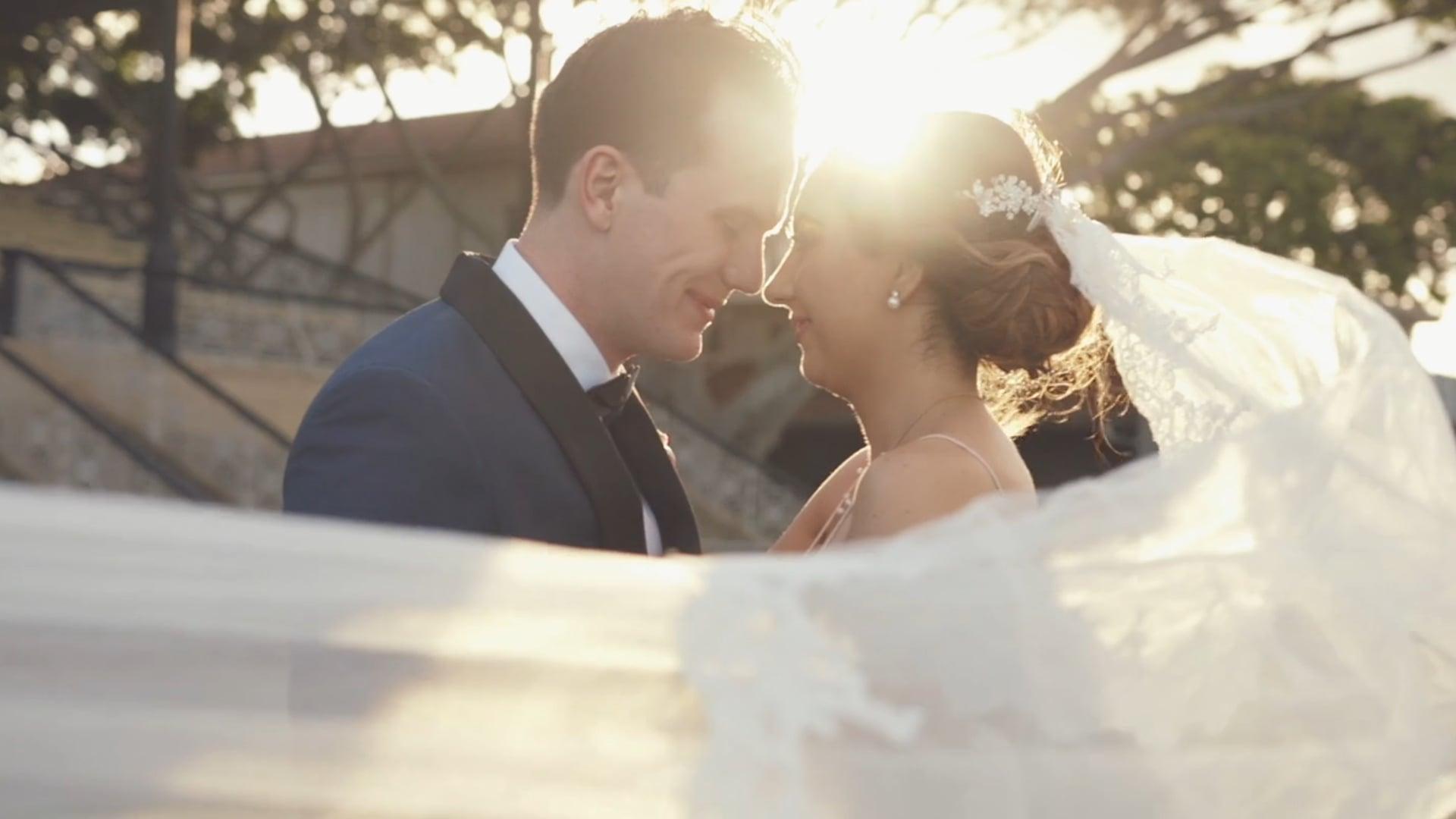 Matt and Kristine Wedding Highlights