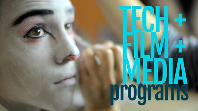 Tech, Film and Media
