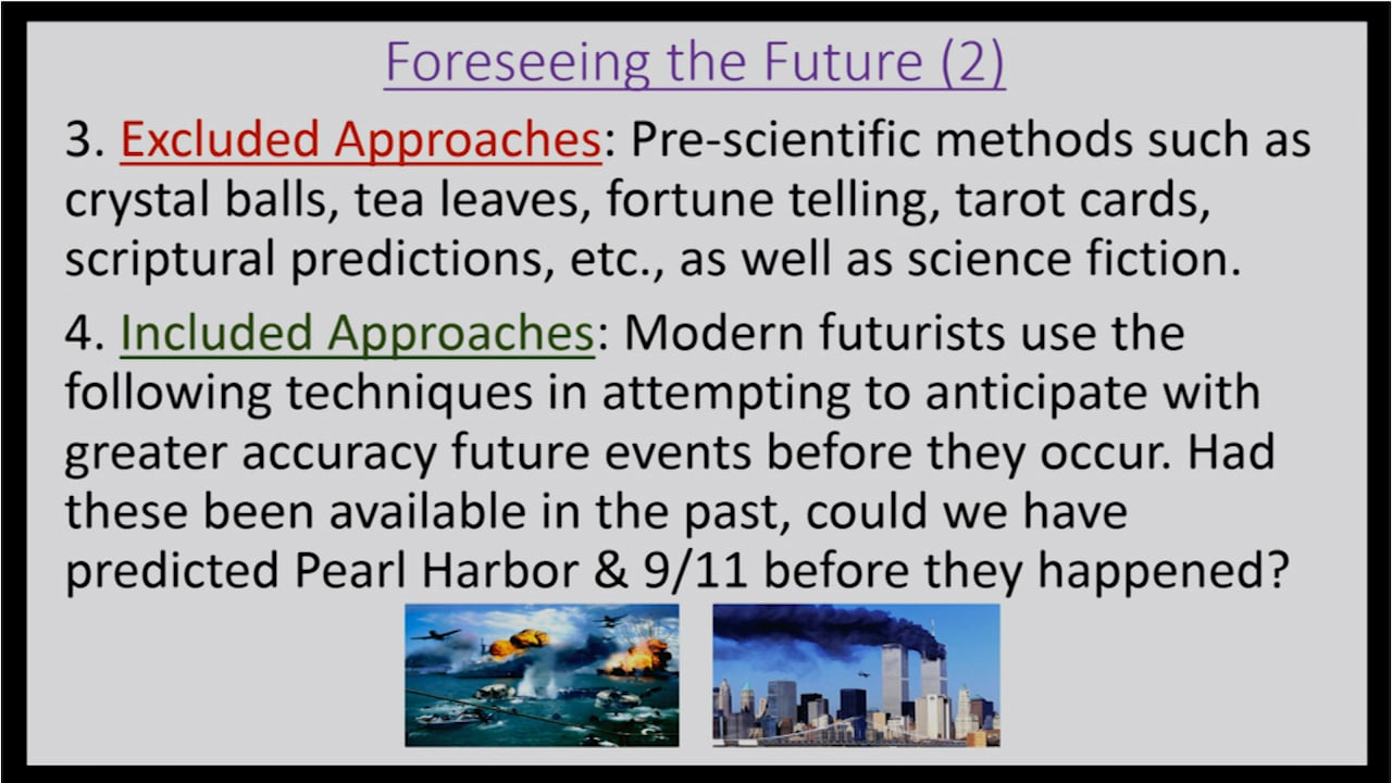 Are We Getting Better At Predicting the Future?