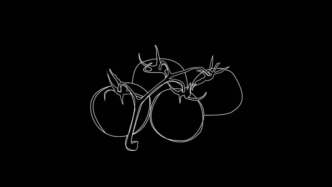 Trostomaten animation