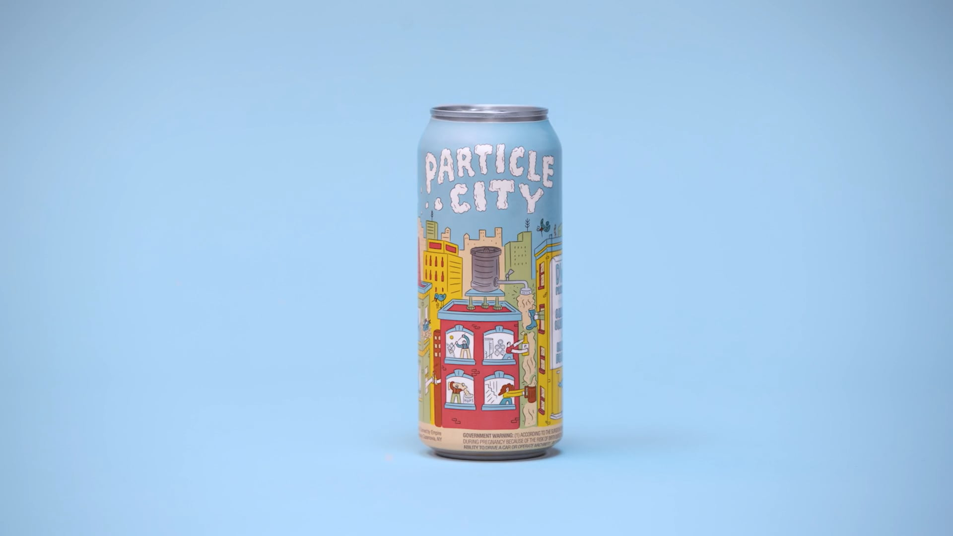 Challenge Accepted: Particle City