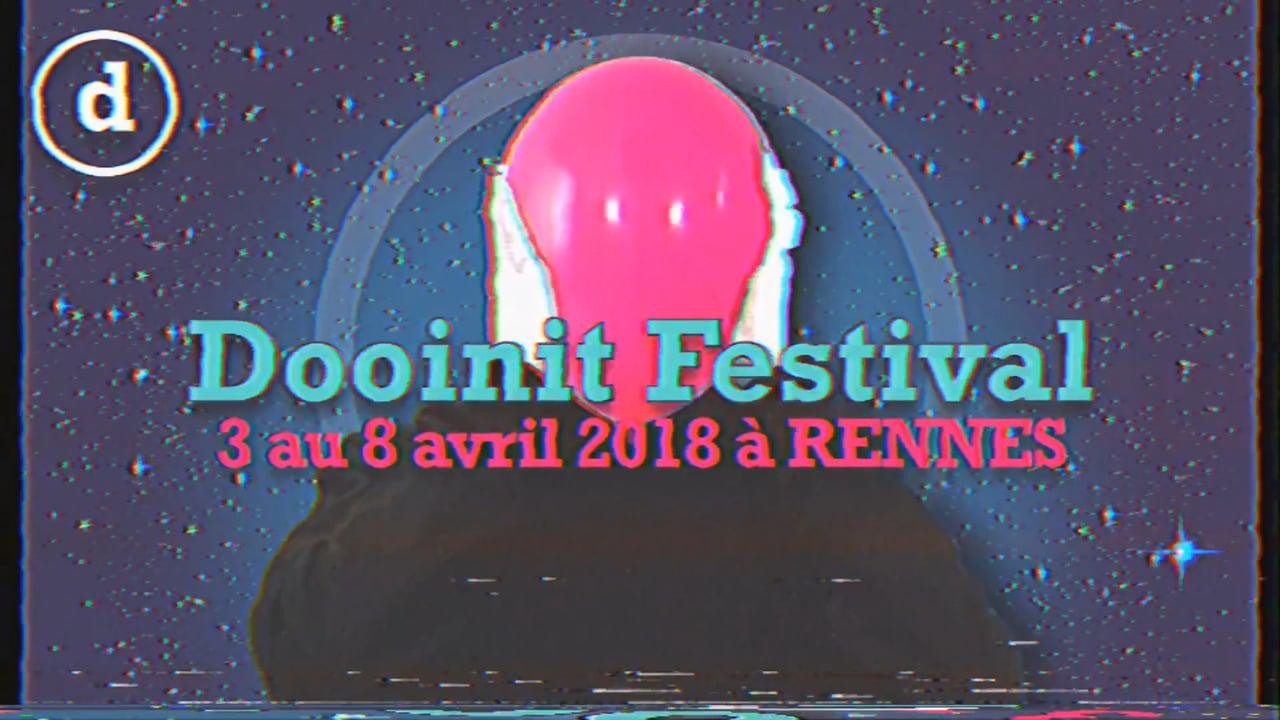 Teaser Dooinit Festival 2018