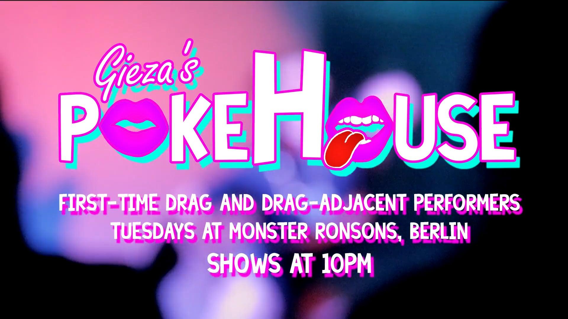 Gieza's PokeHouse