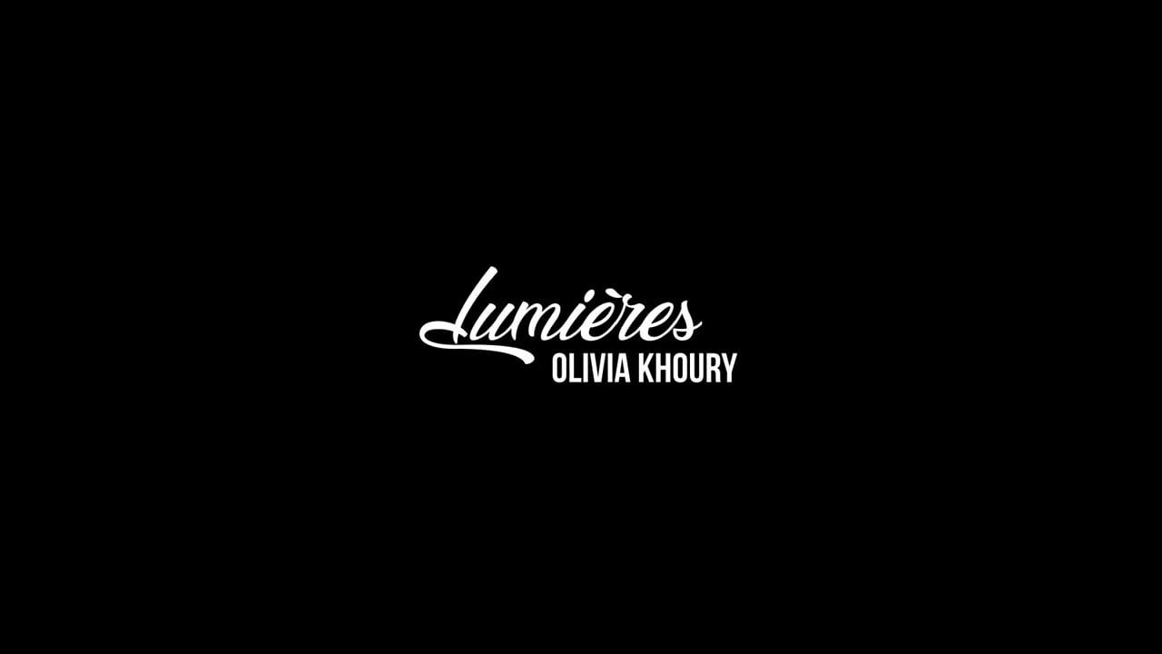 Teaser: Olivia Khoury - Lumières