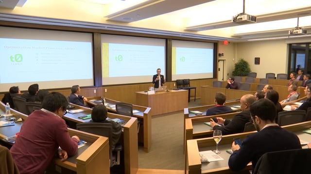 Multi-Cam Masterclass at IESE Business School