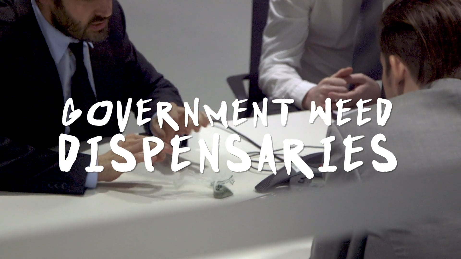 TORONTOPIA - GOVERNMENT WEED DIPENSARIES
