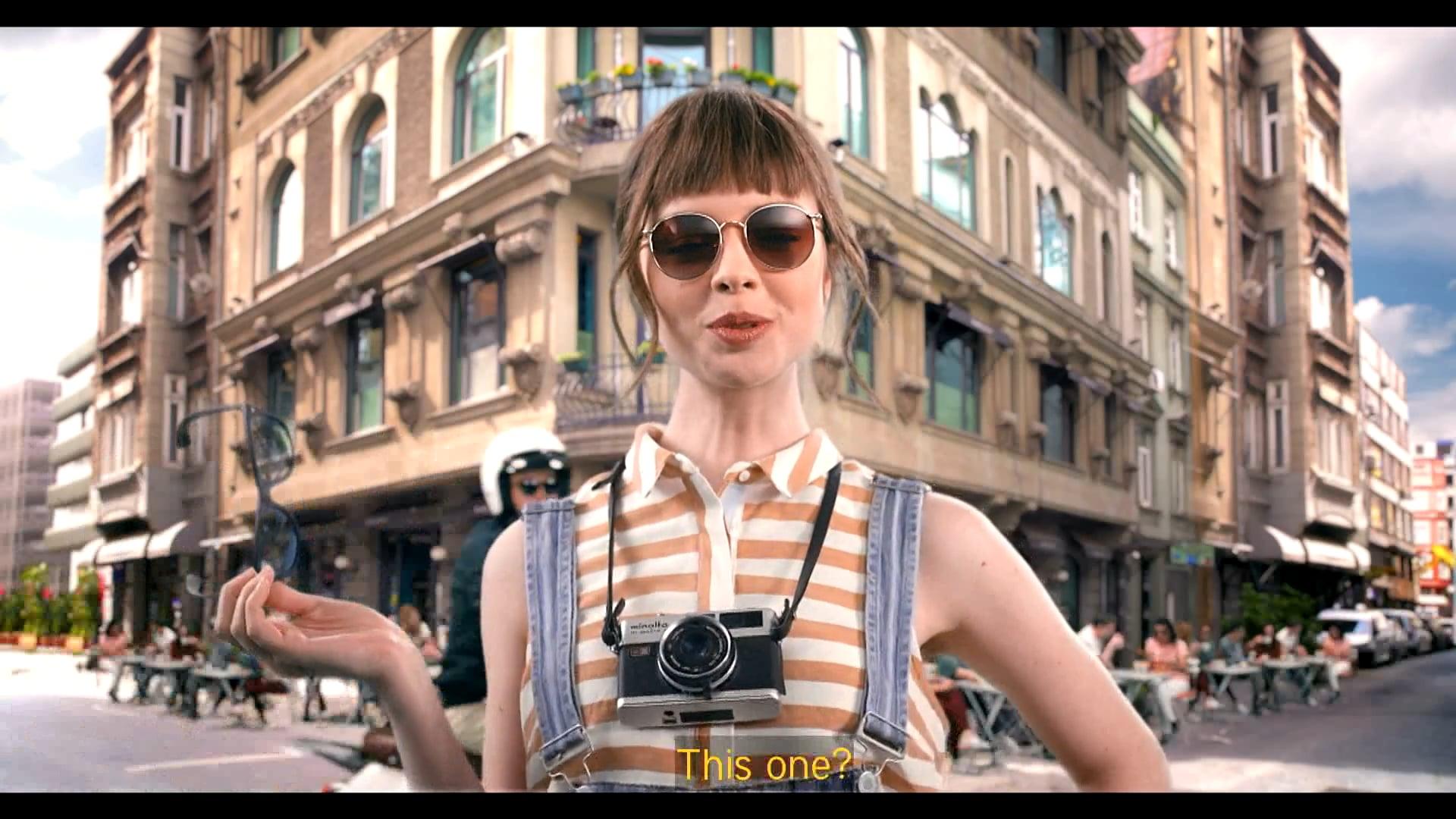 Umut Aral - Atasun Eyewear 'Woman'