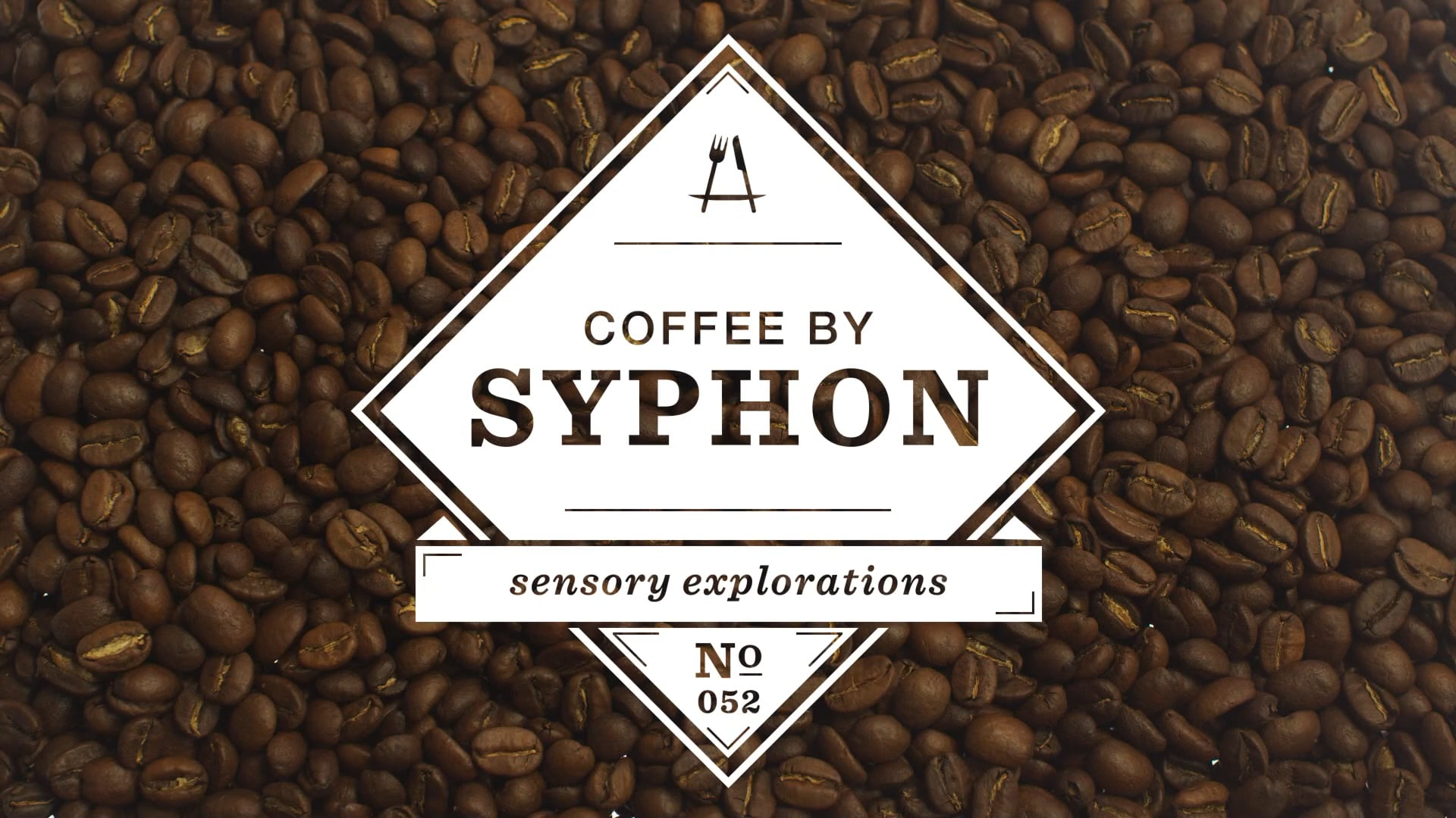 Appetites   Coffee by Syphon