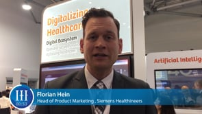 What is Teamplay? I-I-I Interview with Florian Hein, Siemens Healthineers