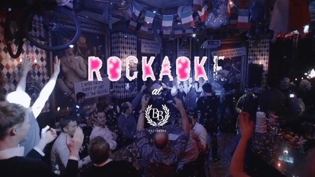 Rockaoke at Bunga Battersea